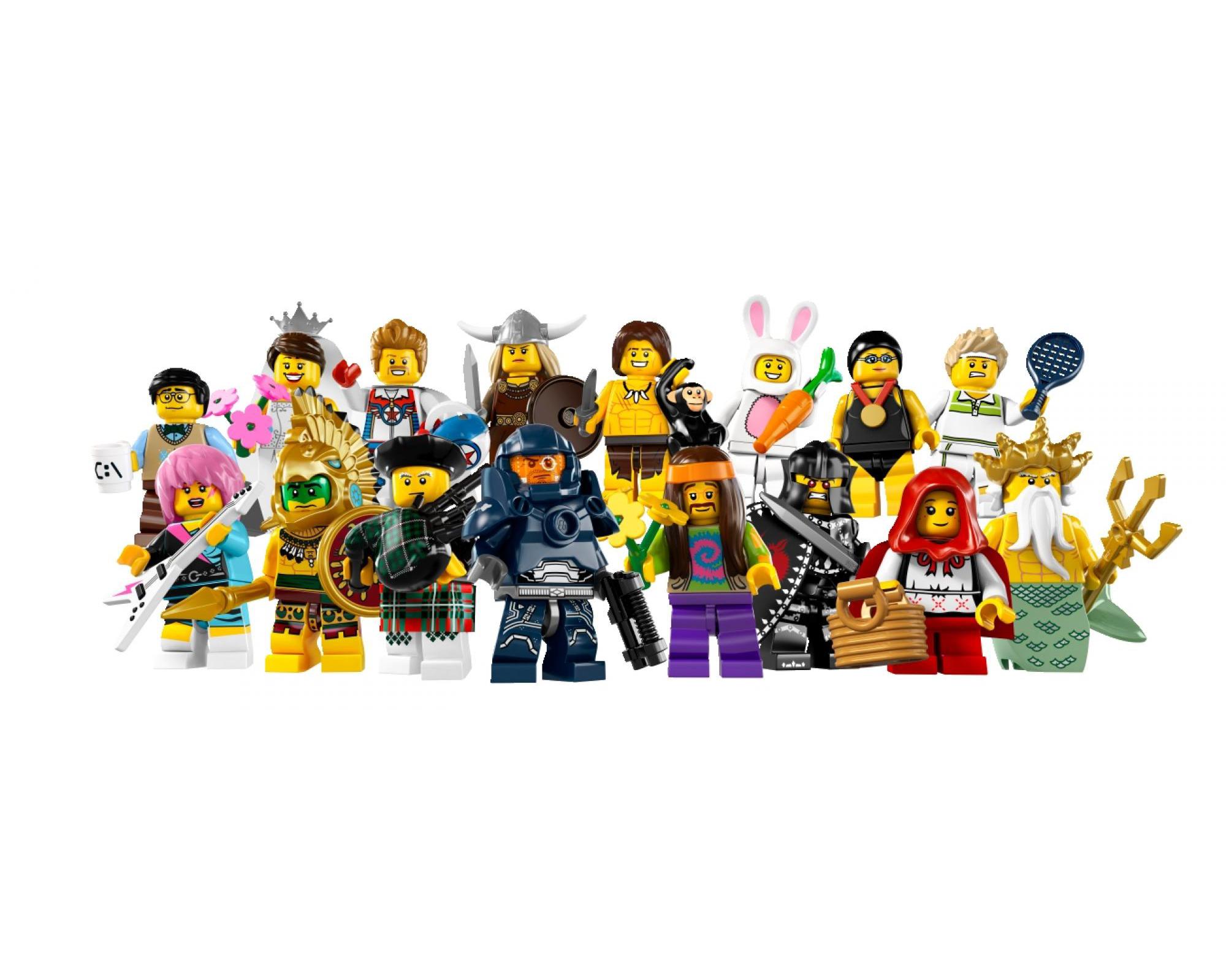 8831 Minifigures Series 7 | Brickipedia | Fandom powered by Wikia